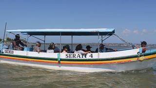 Pesona Pantai Tanjung Benoa