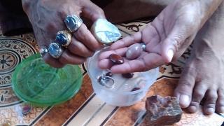4 Lagkah Mudah Cara Pembuatan Cincin Batu Akik Dari Bongkahan Batu