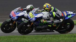 """Jelang MotoGP 2015 di Sirkuit Indianapolis USA  Marc Marquez  """"Goyang""""  Duo Yamaha"""