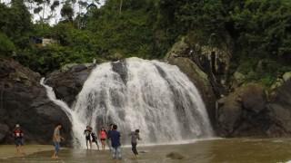 Wisata Pantai Di Malang,Air Terjun Banyu Anjlok Nan Exotis