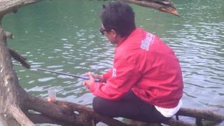 Mancing di Pantai Tamban, Pantai Pasir Putih di Malang Selatan