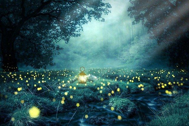 Alam awang uwung, alam dimensi ke-3 alam cahaya